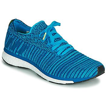 Scarpe Unisex bambino Running / Trail adidas Performance adizero prime Blu