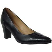 Chaussures Femme Escarpins Fugitive Magma Noir
