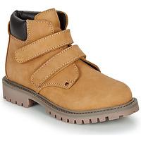 Chaussures Garçon Boots André PHILDO Marron