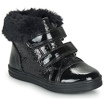 Schuhe Mädchen Boots André JUDITH Schwarz
