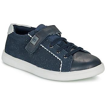 Schuhe Mädchen Sneaker Low André EUGENIA Schwarz