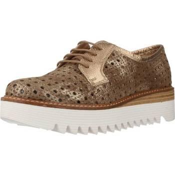 Chaussures Femme Derbies Alpe 3295 13 Brun