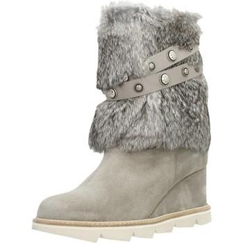 Chaussures Femme Bottes de neige Sommits 5282 ZEP45 Gris