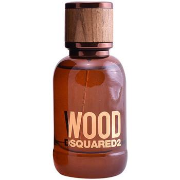 Beauté Homme Eau de toilette Dsquared Wood Pour Homme Edt Vaporisateur  50 ml