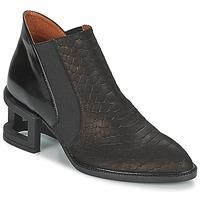 Chaussures Femme Low boots Jeffrey Campbell DUVAL Noir