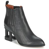 Chaussures Femme Bottines Jeffrey Campbell ISOULOI Noir