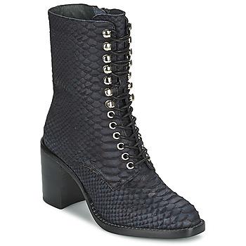 Chaussures Femme Bottines Jeffrey Campbell ADIALE Noir