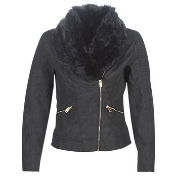 Abbigliamento Donna Giacca in cuoio / simil cuoio Only ONLCLASSY Nero