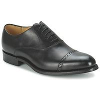 Chaussures Homme Richelieu Barker BURFORD Noir