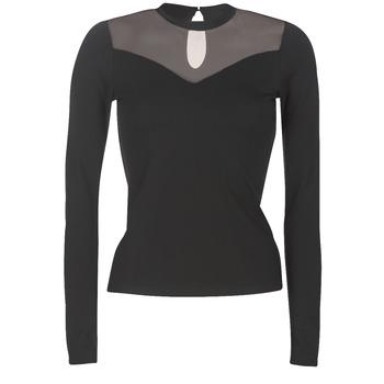 Vêtements Femme Tops / Blouses Moony Mood LAMELI Noir