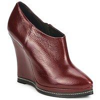 Schuhe Damen Ankle Boots Fabi FD9627 Braun