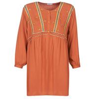 Vêtements Femme Robes courtes Betty London LOULIA Orange