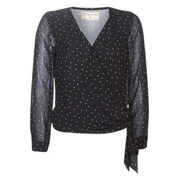 Abbigliamento Donna Top / Blusa Moony Mood LUKE Nero