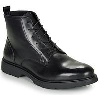 Schuhe Herren Boots André GEREMY Schwarz