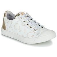 Scarpe Bambina Sneakers basse GBB MATIA VTE BLANC LIBELLULE-OR DPF/MILENA