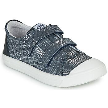 Scarpe Bambina Sneakers basse GBB NOELLA VTE MARINE ARGENT DPF/MILENA