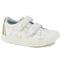 Scarpe Bambina Sneakers basse GBB NOELLA VTE BLANC LIBELLULE-OR DPF/MILENA
