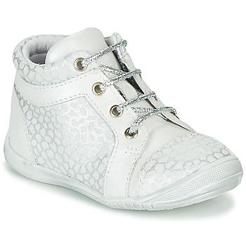 Scarpe Bambina Sneakers alte GBB OMANE CTV GRIS IMPR-BLANC DPF/KEZIA