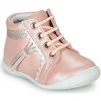 Chaussures Fille Baskets montantes GBB ACINTA VTE ROSE DPF/KEZIA