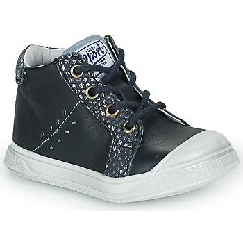 Chaussures Fille Baskets montantes GBB AGAPE VTC MARINE DPF/RAMEY