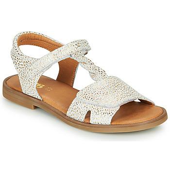 Chaussures Fille Sandales et Nu-pieds GBB FARENA CTV IMPRIME OR DPF/2794