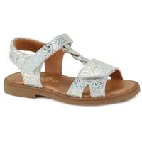 Schuhe Mädchen Sandalen / Sandaletten GBB FARENA Silbrig