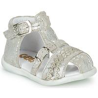 Chaussures Fille Sandales et Nu-pieds GBB ALIDA CRT BEIGE IMPRIME DPF/CRIC