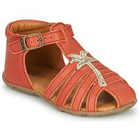 Schuhe Mädchen Sandalen / Sandaletten GBB ANAYA Koralle