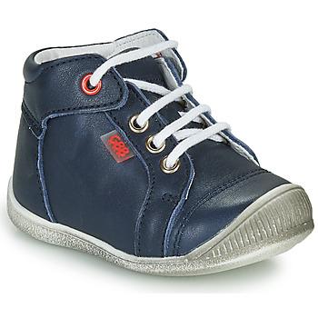 Scarpe Bambino Sneakers alte GBB PARGA VTE MARINE DPF/RAIZA