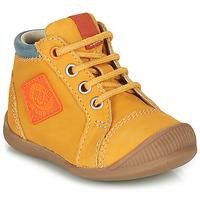 Scarpe Bambino Sneakers alte GBB TARAVI VTE MOUTARDE DPF/RAIZA