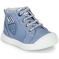 Scarpe Bambino Sneakers alte GBB GREGOR VTE CIEL DPF/RAMEY