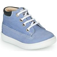 Schuhe Jungen Sneaker High GBB NORMAN VTE CIEL DPF/MESSI