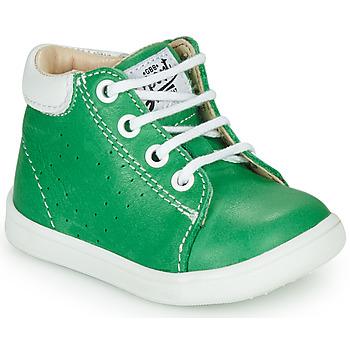 Chaussures Garçon Baskets montantes GBB FOLLIO VTE GAZON DPF/MESSI
