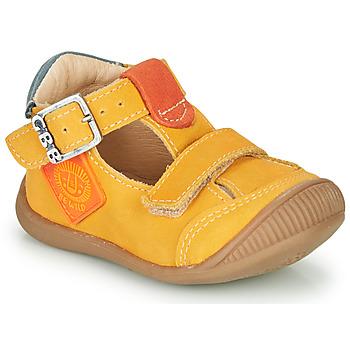 Schuhe Jungen Sandalen / Sandaletten GBB BOLINA Gelb
