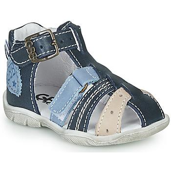 Schuhe Jungen Sandalen / Sandaletten GBB BYZANTE Blau