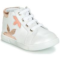 Schuhe Mädchen Sneaker High GBB ALEXA Weiß