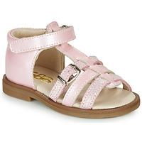 Schuhe Mädchen Sandalen / Sandaletten GBB ANTIGA VCT ROSE DPF/2794