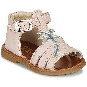 Chaussures Fille Sandales et Nu-pieds GBB ARAGA VTS ROSE DPF/2794