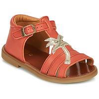 Schuhe Mädchen Sandalen / Sandaletten GBB ARAGA Koralle