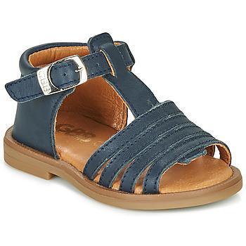 Schuhe Mädchen Sandalen / Sandaletten GBB ATECA VTE MARINE DPF/2794
