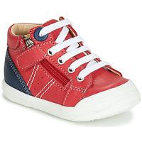 Scarpe Bambino Sneakers alte GBB ANATOLE VTE ROUGE DPF/FANS