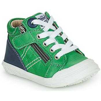 Schuhe Jungen Sneaker High GBB ANATOLE VTE GAZON DPF/FANS