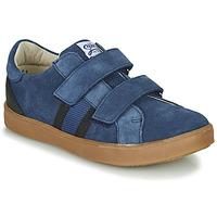 Chaussures Garçon Baskets basses GBB AVEDON CTS MARINE DPF/2706