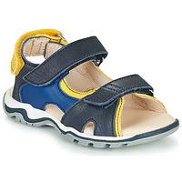 Schuhe Jungen Sandalen / Sandaletten GBB DIMOU VTE MARINE DPF/JUMBO