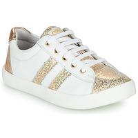 Schuhe Mädchen Sneaker Low GBB MAPLUE VTE OR-BLANC DPF/640