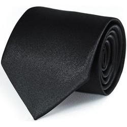 Vêtements Homme Cravates et accessoires Dandytouch Cravate unie Noir