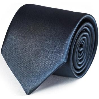 Vêtements Homme Cravates et accessoires Dandytouch Cravate unie Anthracite