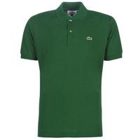 Vêtements Homme Polos manches courtes Lacoste POLO L12 12 CLASSIQUE Vert