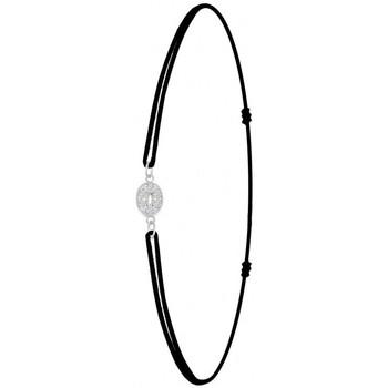 Montres & Bijoux Femme Bracelets Sc Crystal BS082-SB049-O Noir