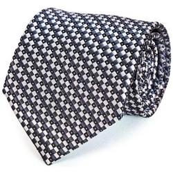 Vêtements Homme Cravates et accessoires Dandytouch Cravate Damas Gris